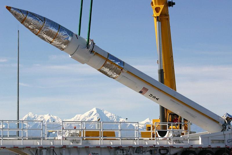 США создает систему ПРО в Арктическом регионе.