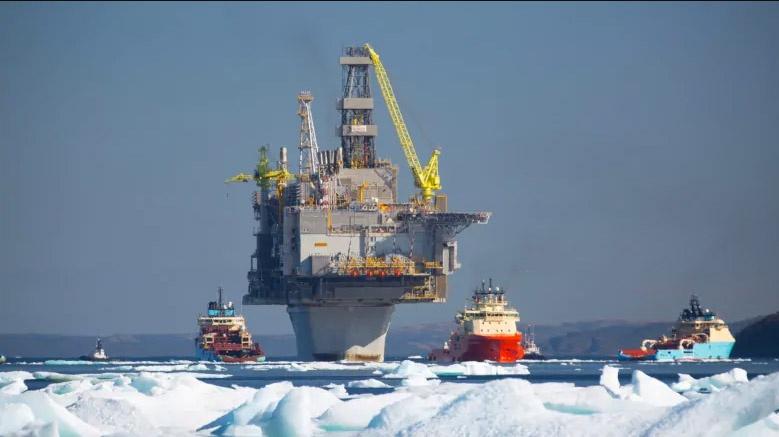 Канада объявила о расширенных своих прав на углеводородные залежи, скрывающиеся в недрах Арктики.