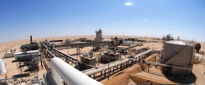 Ливийская нефть - основа благополучия в Джамахирии при Каддафи.