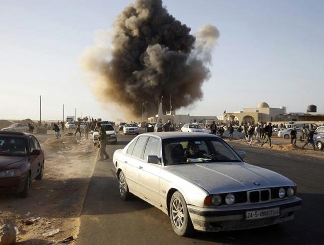 Ливия на грани полновесной Гражданской войны.