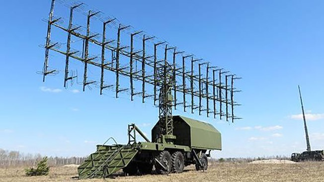 Комплекс РЭБ оперативно-тактического уровня «Палантин».