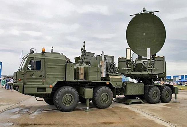 Комплекс РЭПС «Тирада-2С».