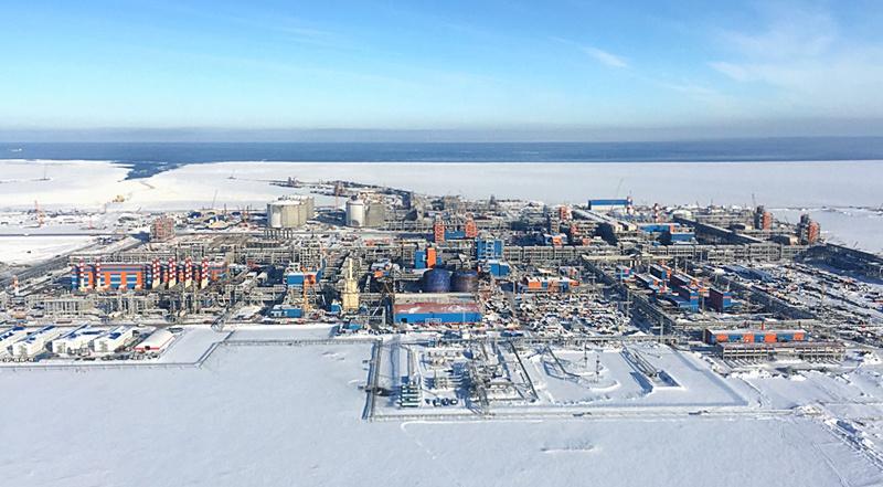 «Ямал СПГ» - проект по добыче, сжижению и поставкам природного газа на полуострове Ямал.