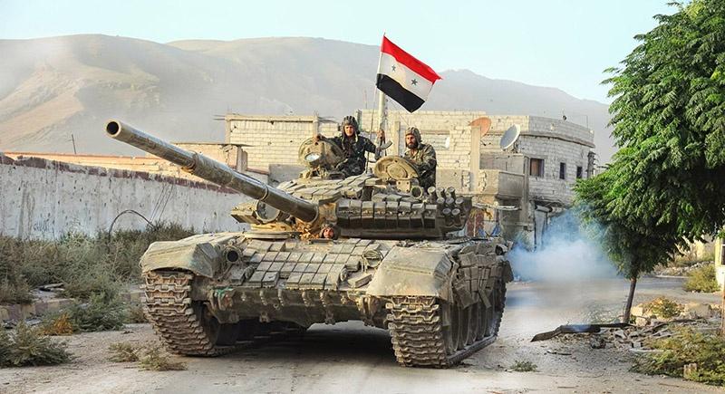 Сирийская армия, перевооружённая новейшим российским оружием, стала для Израиля серьёзнейшим противником.
