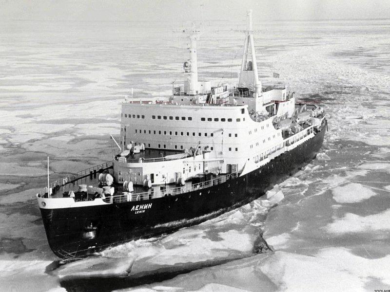 Первый советский атомный ледокол «Ленин» не зря 30 лет бороздил арктические просторы.