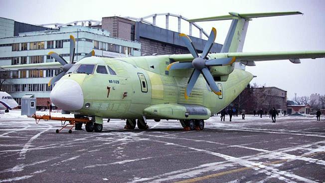 Ил-112В: когда полетят перелетные «Тигры»