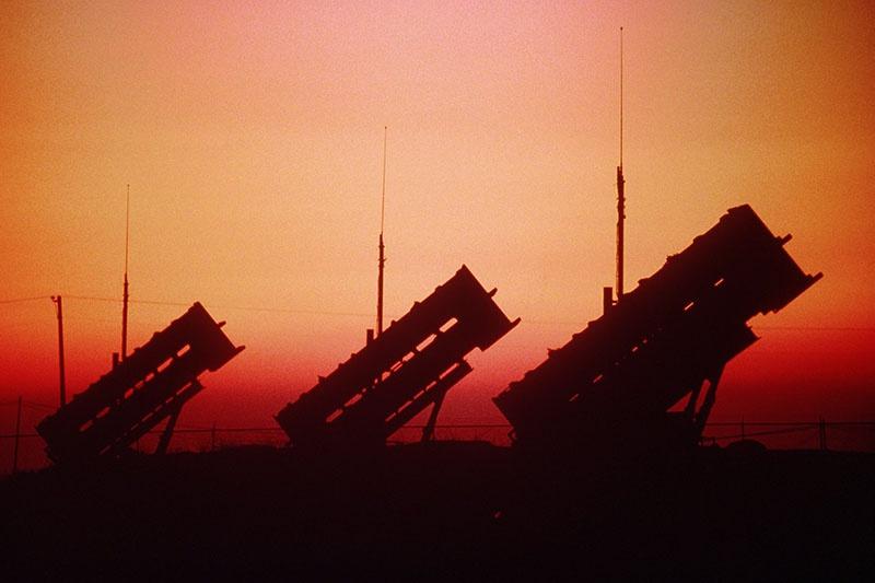 Задействованы ракеты-мишени системы ПРО.
