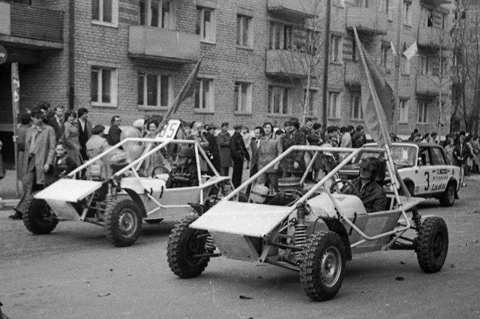 «КамАЗ» даже предлагал пустить в серию перспективную машину для военных разведчиков - «Багги-КамАЗ 2905».