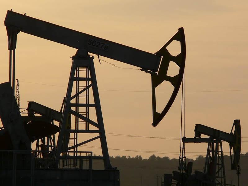 Станок-качалка является важным элементом нефтедобычи.