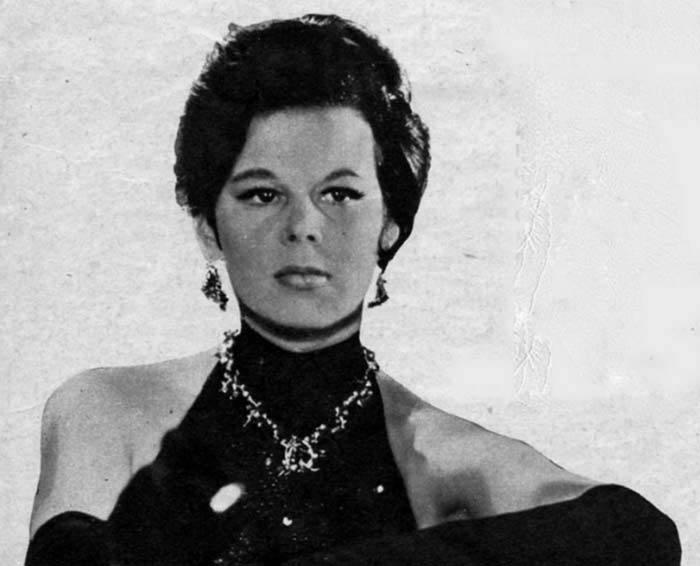Лариса Кронберг-Соболевская сыграла в своей жизни главную, а в жизни посла Франции роковую роль.