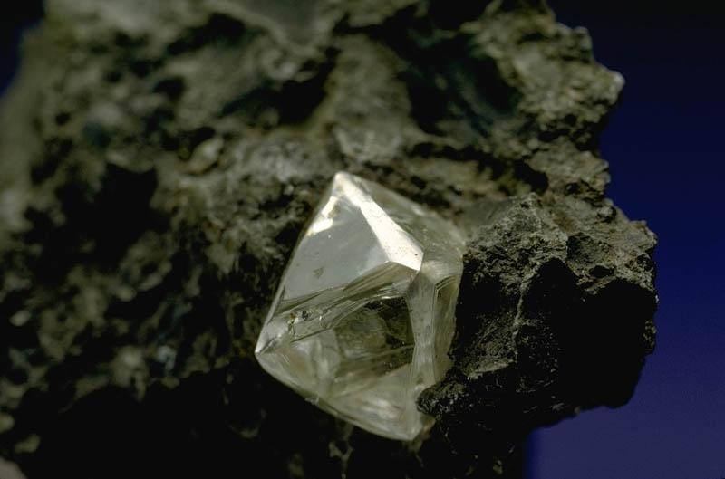 Архангельские алмазы уникальны удивительными точечными дефектами.