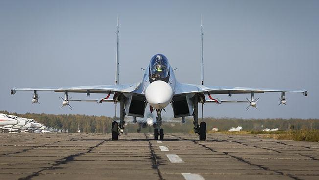 Генерал-лейтенант Александр Ионов: «Сегодня единая авиационная система позволит остановить авиационную атаку противника ещё на подлёте»