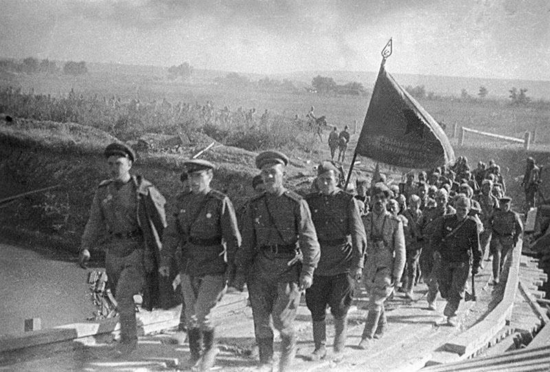 1944-й. Чувствовалось, что победа не за горами.