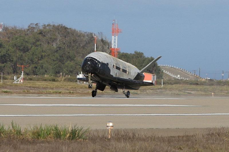 В настоящее время Х-37В представляет из себя лишь относительно небольшой прототип.