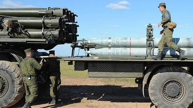 РСЗО «Торнадо-С» уже получили на вооружение войска Западного и Южного военных округов.