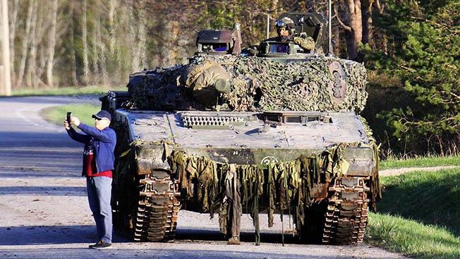 Warcraft по-натовски на эстонской земле: Запад готовится к войне в Евразии