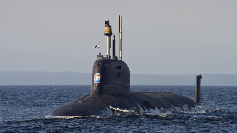 В российском флоте пока две подлодки типа «Ясень».