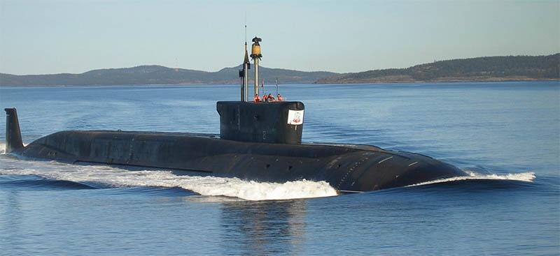 К 2021 году в состав ВМФ России войдут 5 подводных лодок «Борей-А».