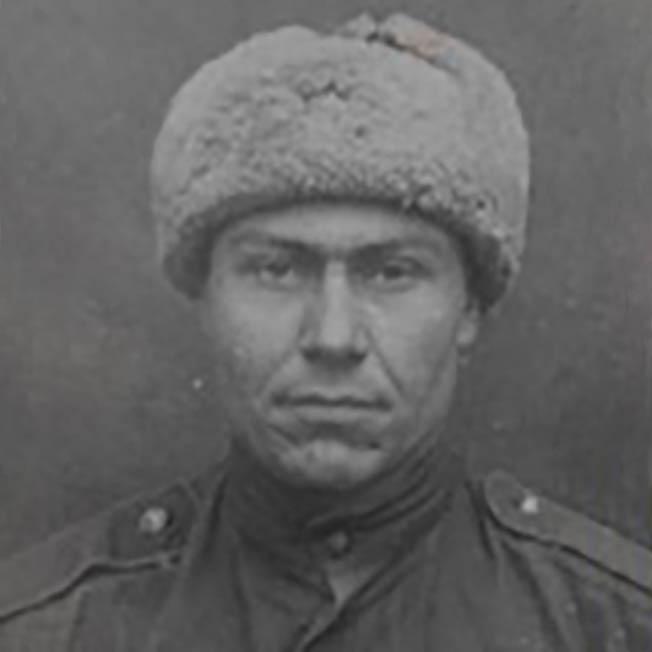 Прадед Сергея - солдат Великой Отечественной Яков Галаган.