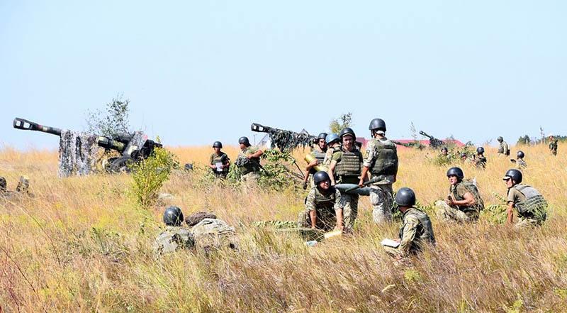 Согласно «Стратегии военной безопасности Украины», воевать с Россией Украина собирается при любом раскладе.