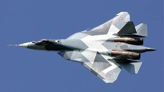 Заслуженный летчик-испытатель Сергей Богдан: «Су-57 превосходит машины четвертого поколения»