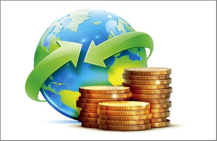 Американоцентричная система глобальных финансов.