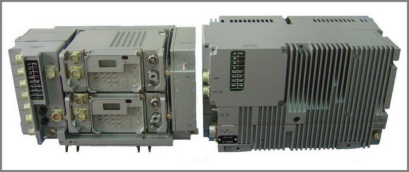 Радиостанция пятого поколения семейства «Акведук»Р-168-100У-2.