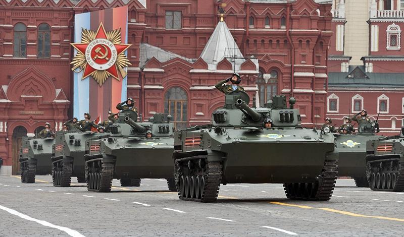 Россия уделяет большое внимание военной защищённости.