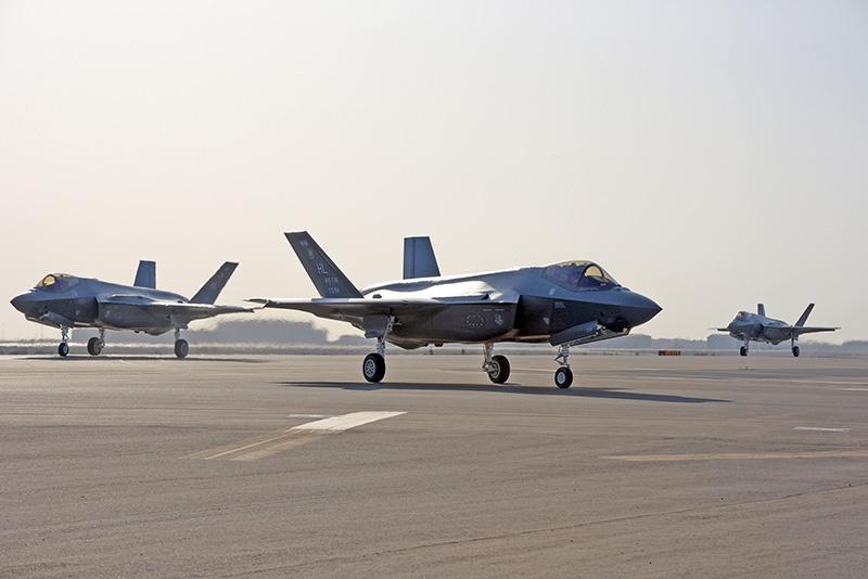 США угрожают Турции отменой поставок новейших американских истребителей F-35.