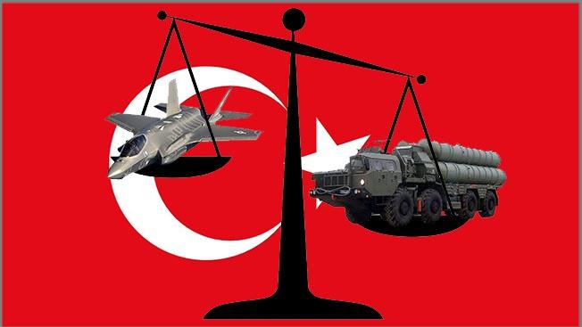 Вашингтон - Анкаре: разорвать за две недели сделку с Россией по С-400