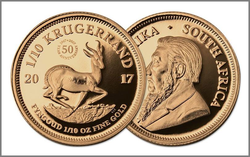 Расчёт за компромат был произведен золотыми монетами крюгерранд.