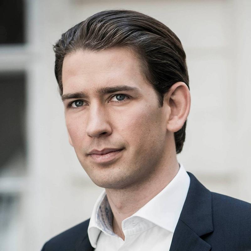 Себастьян Курц стал в 2017 году самым молодым канцлером в истории республики.