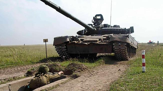 Как готовят российских танкистов