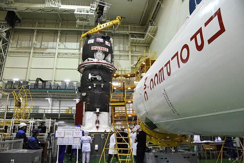 Пока что «Прогресс» - безоговорочный лидер в деле космических перевозок.