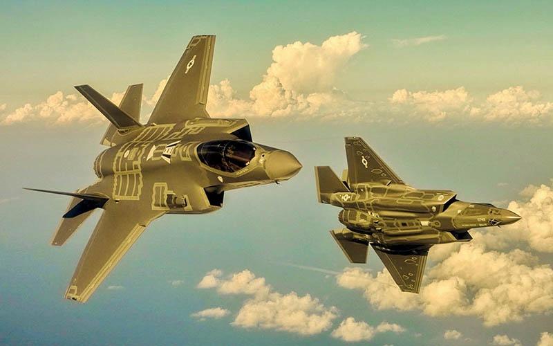 Низкопробный товар - «суперсовременный» истребитель F-35.