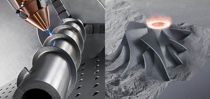 Печать металла на 3D-принтере