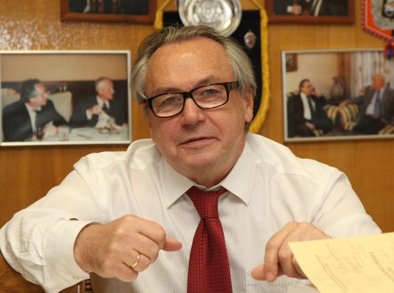 Доктор исторических наук Алексей Подберёзкин.