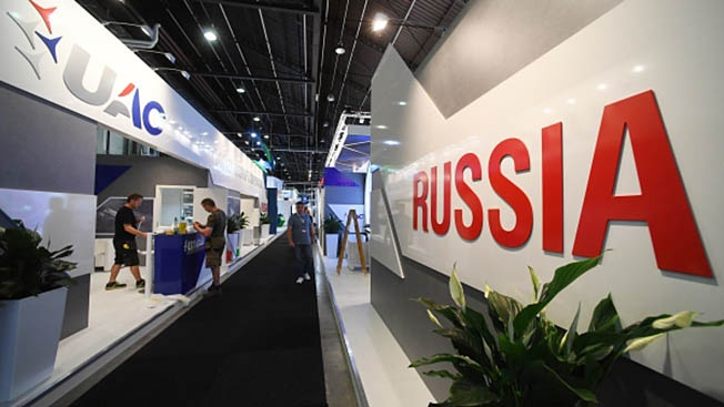 Авиасалон Ле-Бурже: что на нём представила Россия