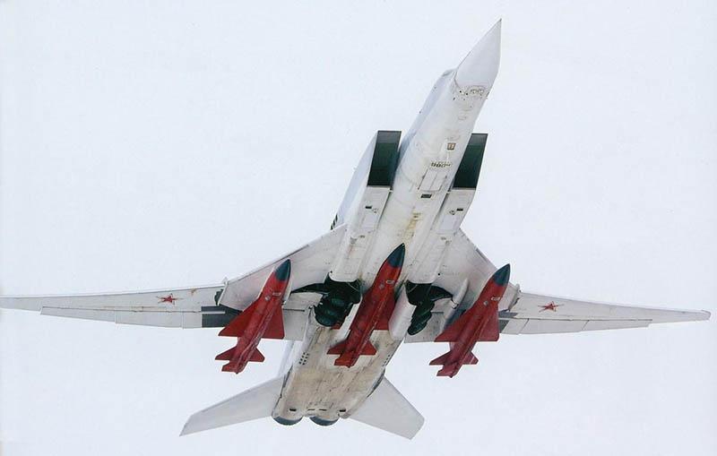 Обновлённый боевой самолёт получил новую ракету - Х32.