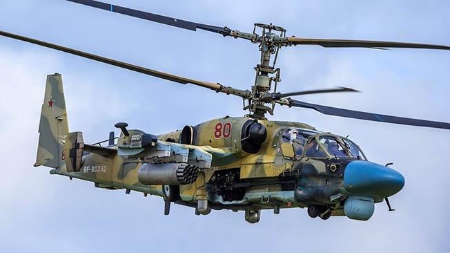 Крылатый «Аллигатор» - лучший ударный вертолёт в мире