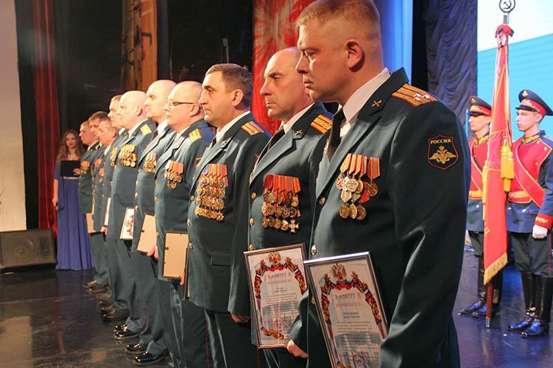 Командный состав бригад 2-й армии.