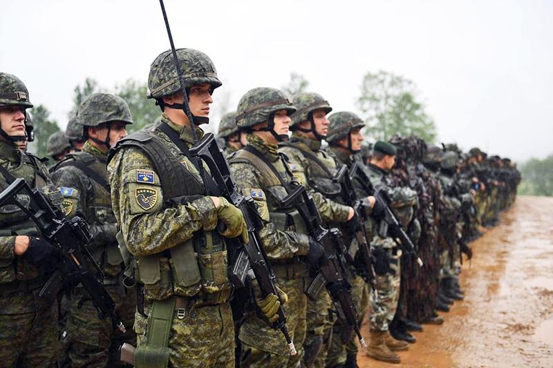 Приштина готовится к новой балканской войне.