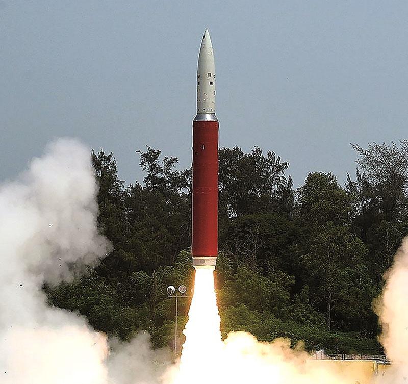 В марте 2019 г. противоспутниковое оружие успешно испытала Индия.