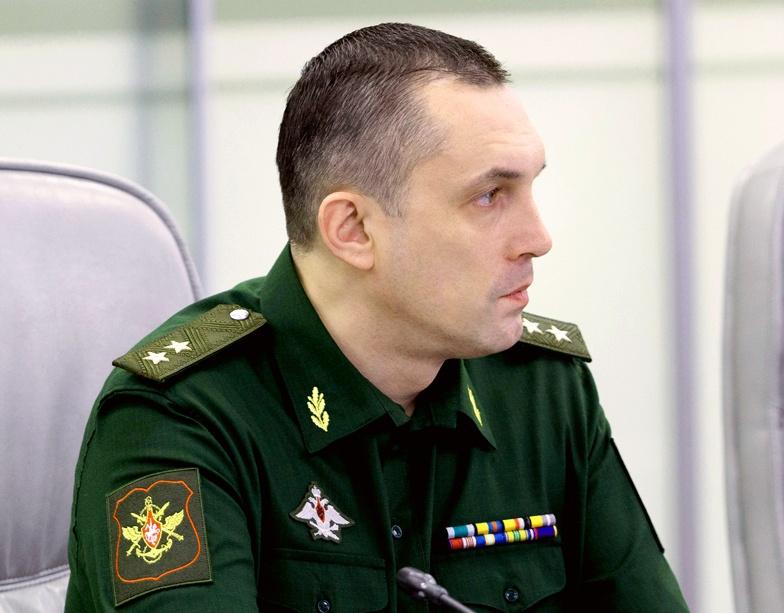 Заместитель министра обороны РФ Алексей Криворучко.