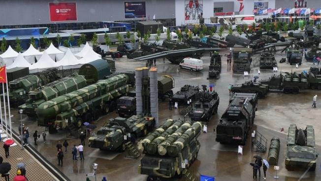 «Армия-2019»: наглядная демонстрация военной мощи и солидный заработок для «оборонки»