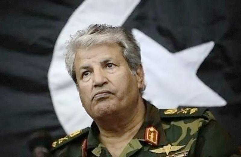 Генерала Абдель Фаттах Юнис.