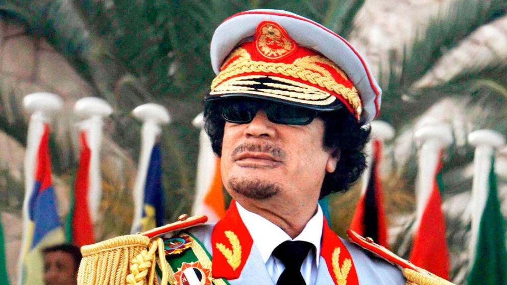 Каддафи был претендентом на место лидера «Черного континента».