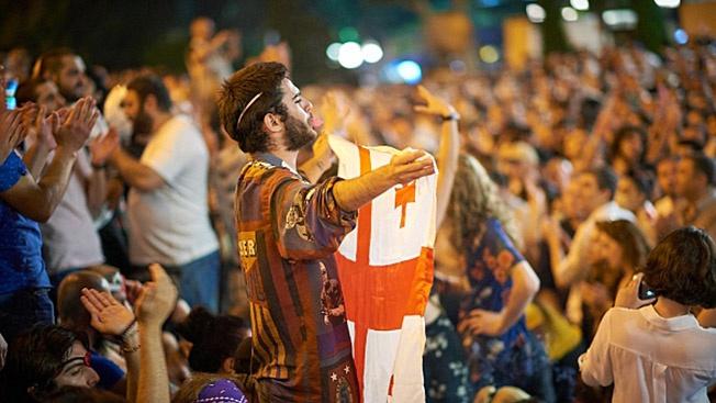 О национальной гордости великогрузинов