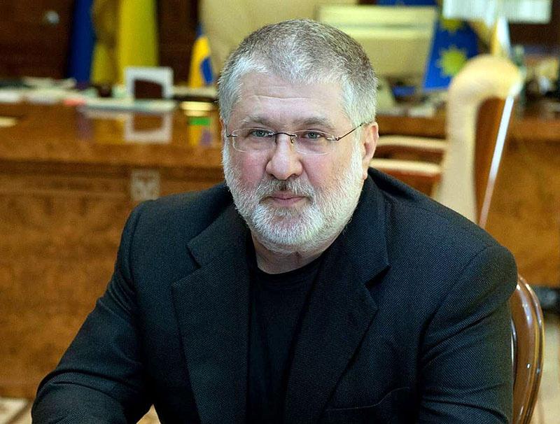 Без президента Европейского еврейского союза Игоря Валерьевича Коломойского неонацистская государственность «жидобандеровщины» на Украине вряд ли просуществовала бы долго.