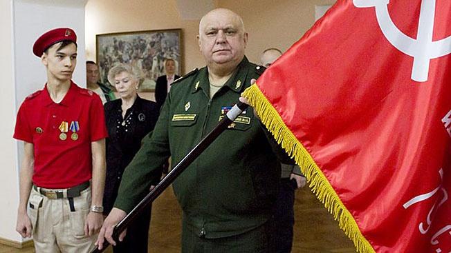 Первый заместитель начальника главного штаба «Юнармии» Виктор Бусловский: «Патриотов страны готовим всем миром»